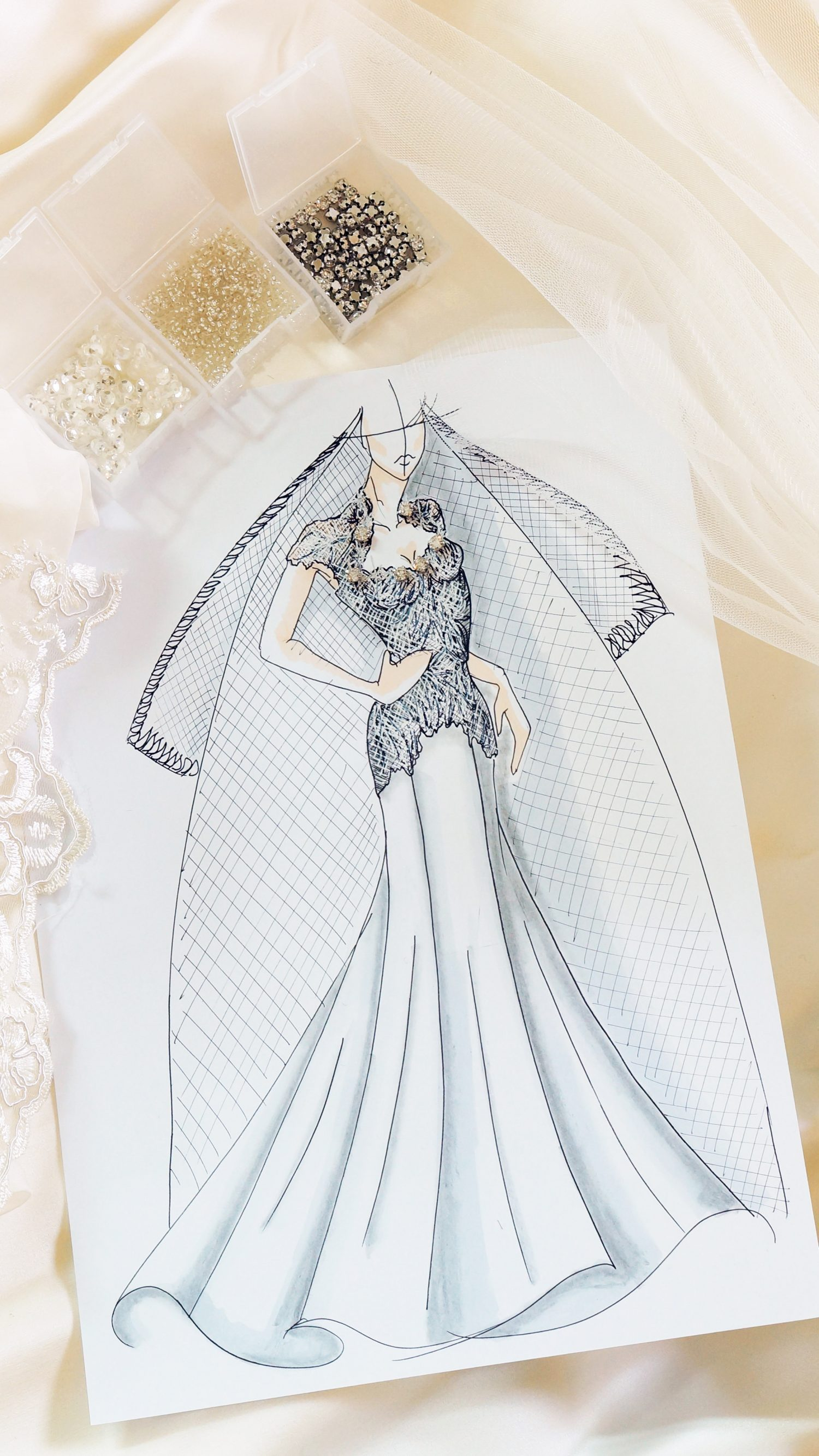 So Chic Fashion Bespoke design Singapore French