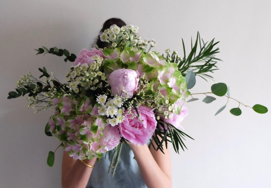 Ask a French Flowers big bouquet -min | So Chic