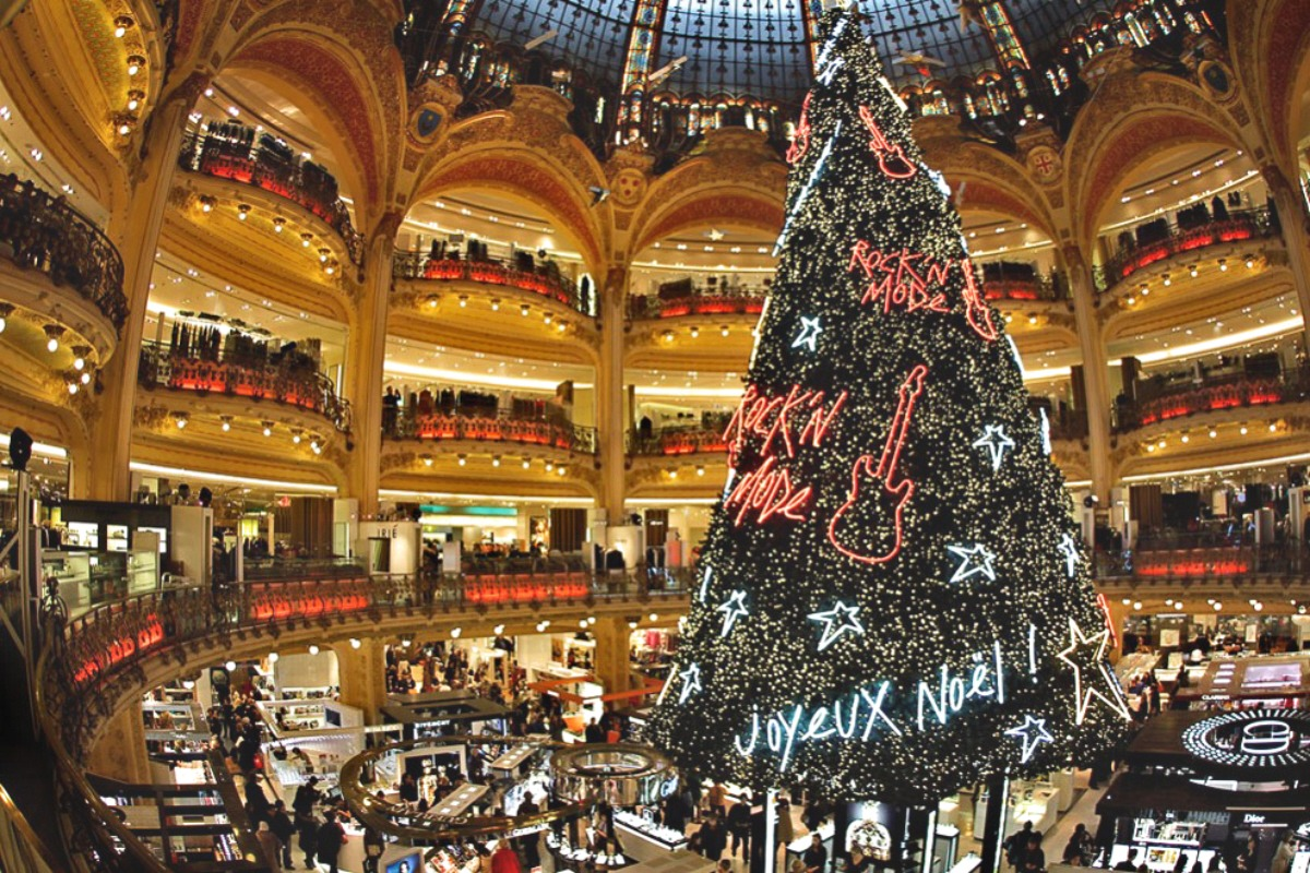 Christmas In France Tradition.Joyeux Noel A Guide To 6 French Christmas Traditions So Chic