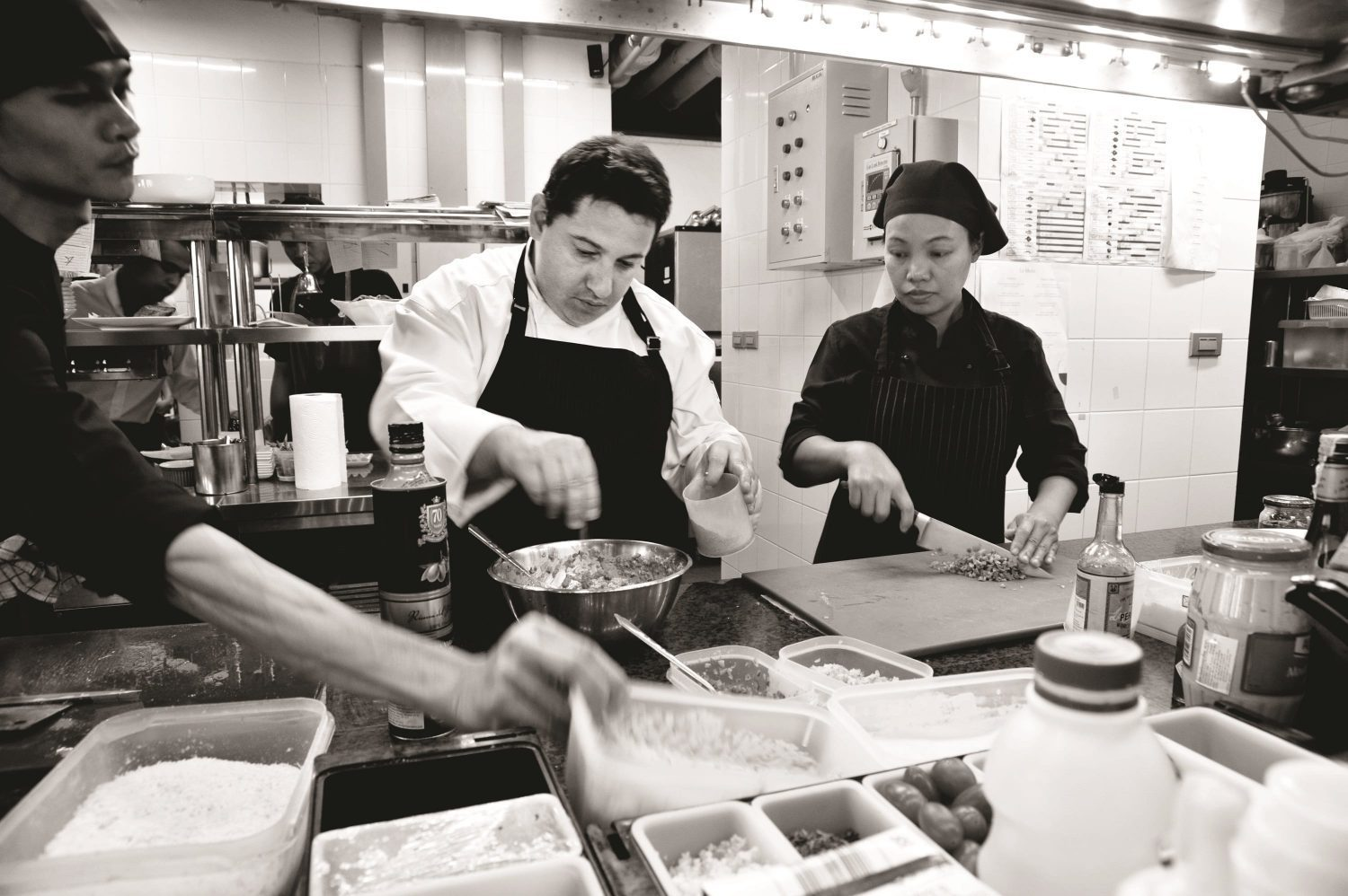 Interview With French Celebrity Chef Herve Frerard New Chef Of