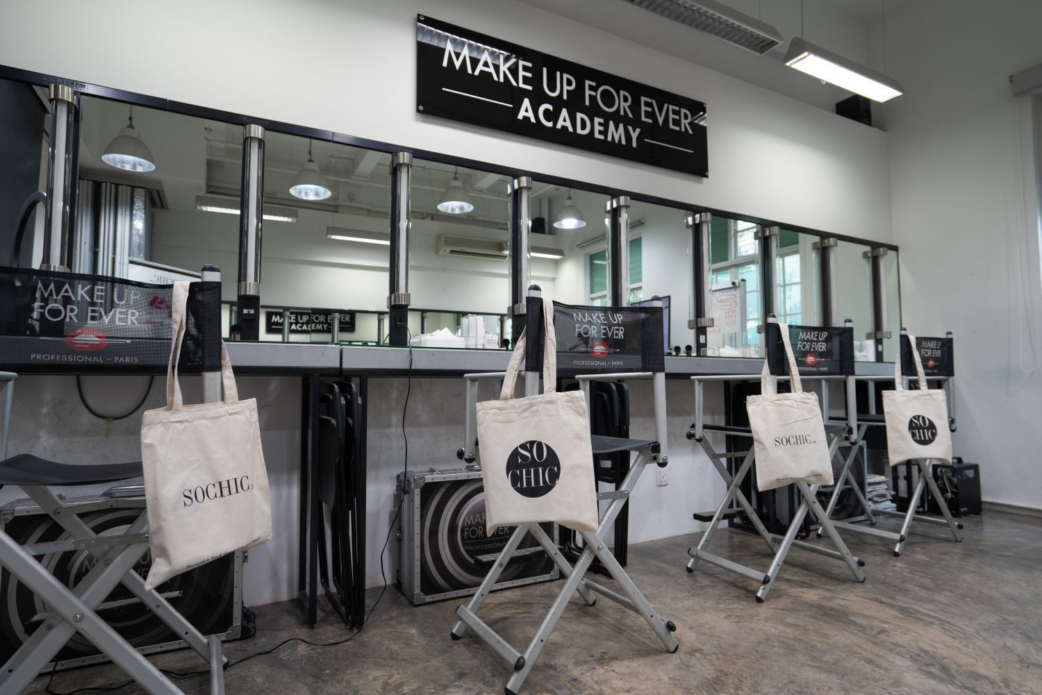 Makeup Forever Academy In Paris France