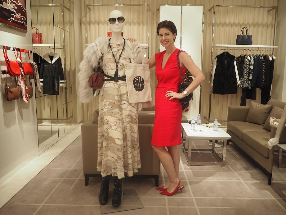 Longchamp Dress